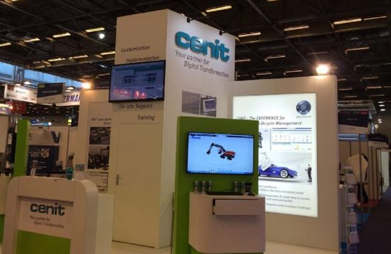 stand cenit small